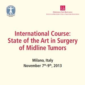 Midline Tumors